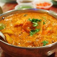 Poisson sauce au beurre (Indien)