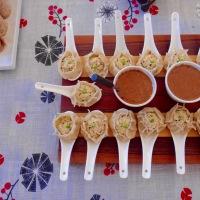 "Sauce ""Satay"" au beurre d'amande"