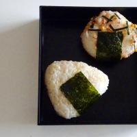 Onigiri (sandwich de riz)